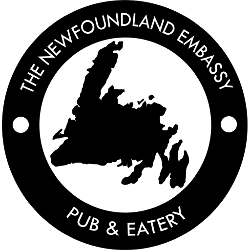 The Newfoundland Embassy Logo